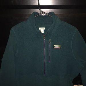 L. L. Bean pullover